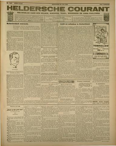 Heldersche Courant 1933-07-20