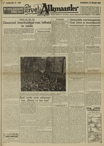 De Vrije Alkmaarder 1949-03-23
