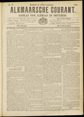 Alkmaarsche Courant 1906-01-23