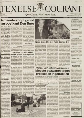 Texelsche Courant 2000-07-04