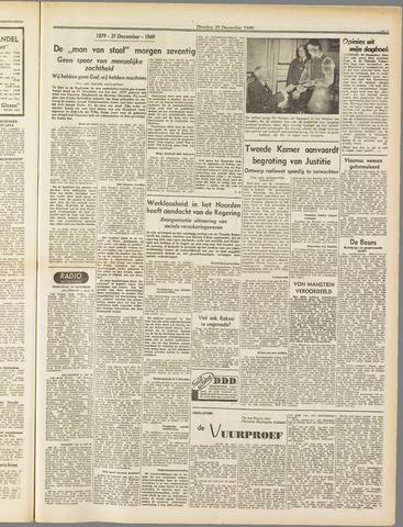 Nieuw Noordhollandsch Dagblad : voor Alkmaar en omgeving 1949-12-21