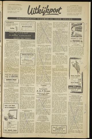 Uitkijkpost : nieuwsblad voor Heiloo e.o. 1961-10-26