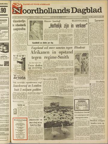 Noordhollands Dagblad : dagblad voor Alkmaar en omgeving 1965-11-23