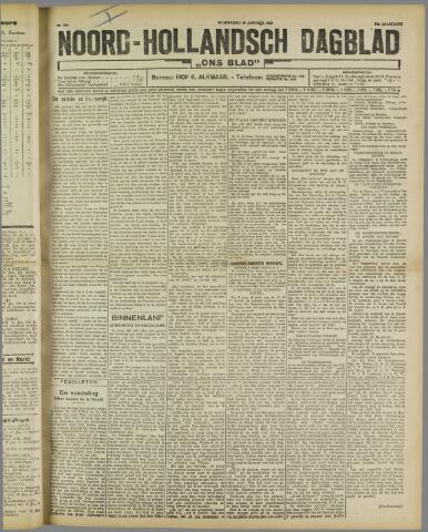 Ons Blad : katholiek nieuwsblad voor N-H 1922-01-18