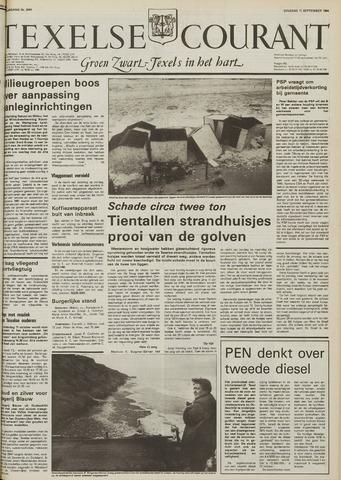 Texelsche Courant 1984-09-11