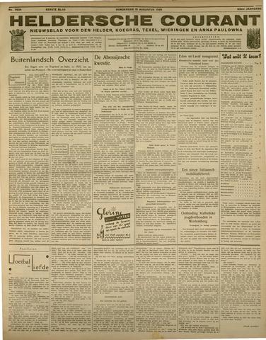 Heldersche Courant 1935-08-15