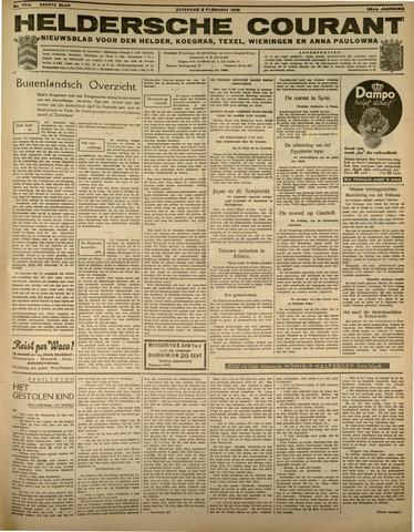 Heldersche Courant 1936-02-08