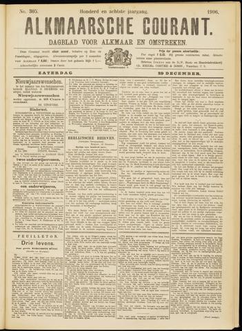 Alkmaarsche Courant 1906-12-29