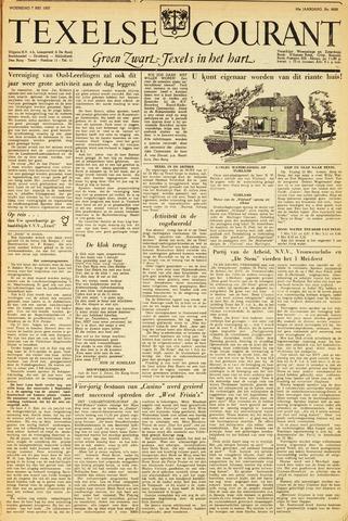 Texelsche Courant 1952-05-07