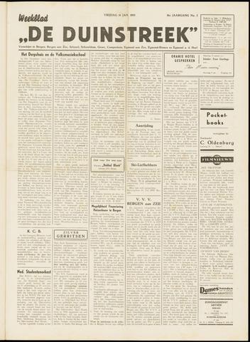 De Duinstreek 1959-01-16