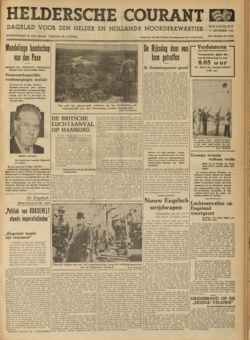 Heldersche Courant 1940-09-11
