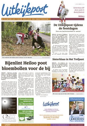 Uitkijkpost : nieuwsblad voor Heiloo e.o. 2014-12-03