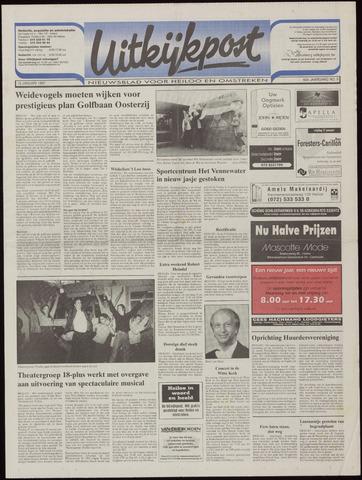 Uitkijkpost : nieuwsblad voor Heiloo e.o. 1997-01-15