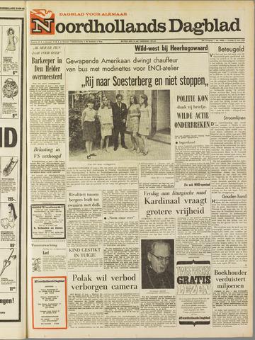 Noordhollands Dagblad : dagblad voor Alkmaar en omgeving 1968-06-21
