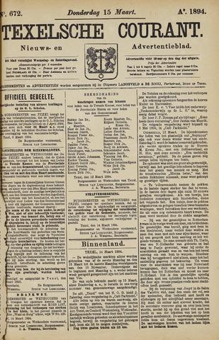 Texelsche Courant 1894-03-15