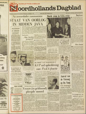 Noordhollands Dagblad : dagblad voor Alkmaar en omgeving 1965-10-28