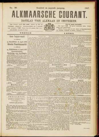 Alkmaarsche Courant 1907-04-05
