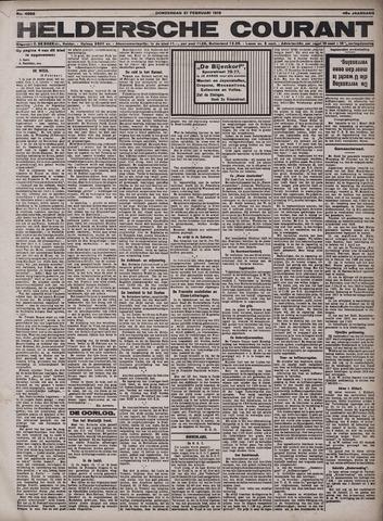 Heldersche Courant 1918-02-21
