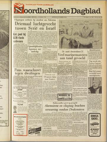 Noordhollands Dagblad : dagblad voor Alkmaar en omgeving 1967-04-08