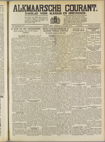Alkmaarsche Courant 1941-05-10
