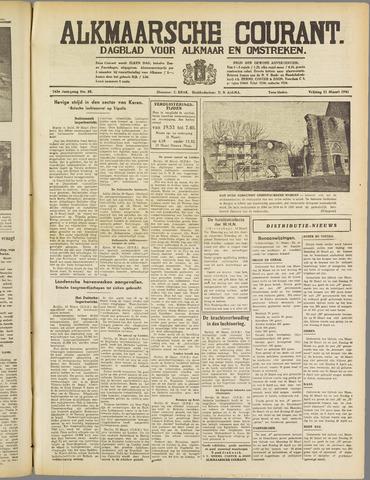 Alkmaarsche Courant 1941-03-21