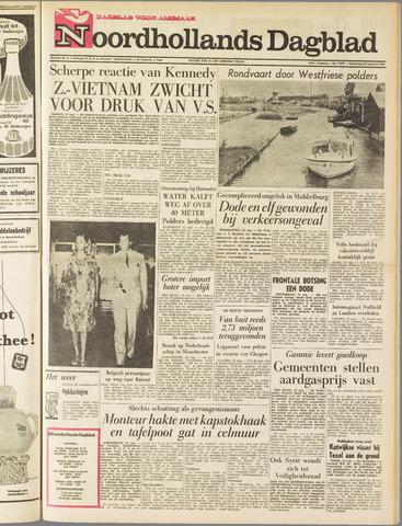 Noordhollands Dagblad : dagblad voor Alkmaar en omgeving 1963-08-22