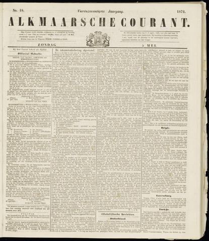 Alkmaarsche Courant 1872-05-05
