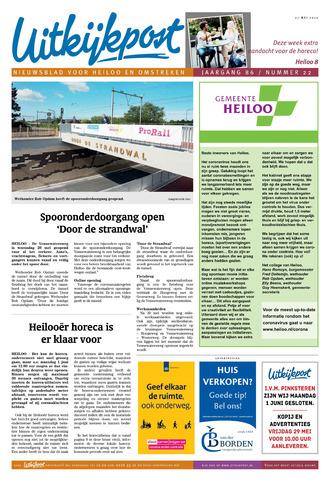 Uitkijkpost : nieuwsblad voor Heiloo e.o. 2020-05-27