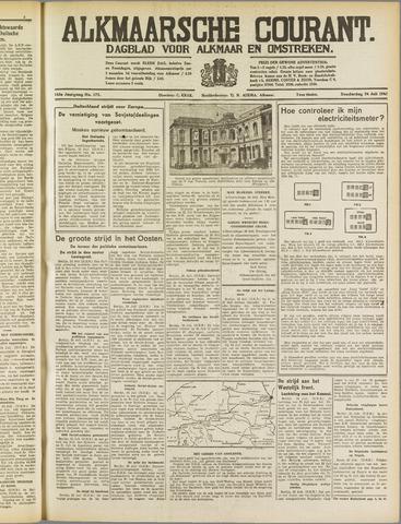 Alkmaarsche Courant 1941-07-24