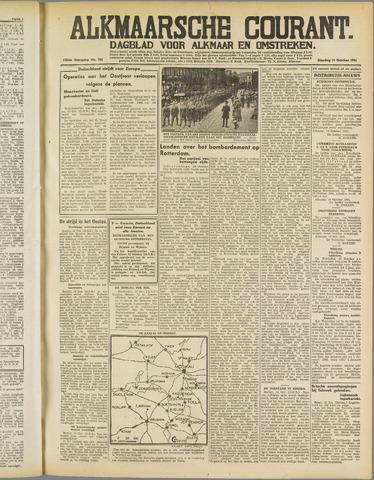 Alkmaarsche Courant 1941-10-14