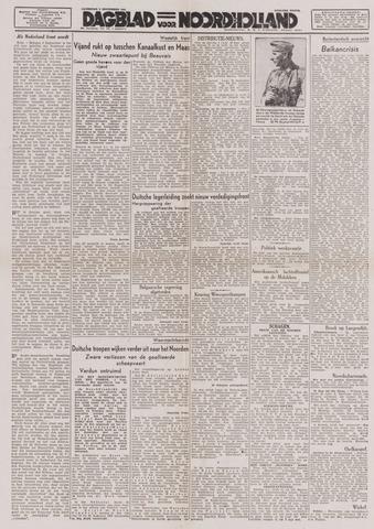 Dagblad Noord-Holland, Schager editie 1944-09-02