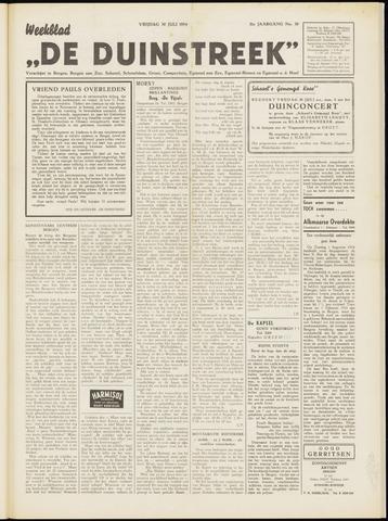 De Duinstreek 1954-07-30