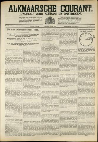 Alkmaarsche Courant 1939-05-13