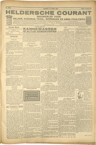 Heldersche Courant 1927-04-19