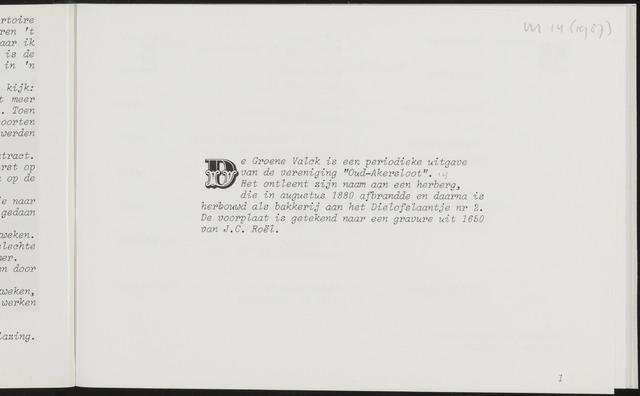 De Groene Valck 1987-01-01