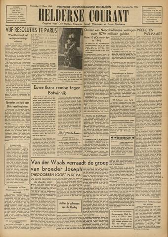 Heldersche Courant 1948-03-17
