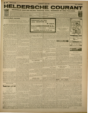 Heldersche Courant 1933-06-17