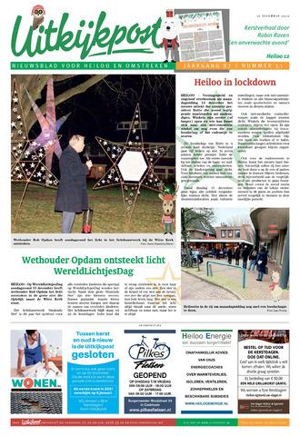 Uitkijkpost : nieuwsblad voor Heiloo e.o. 2020-12-16