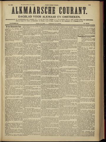 Alkmaarsche Courant 1928-07-14