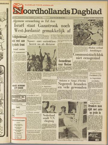 Noordhollands Dagblad : dagblad voor Alkmaar en omgeving 1967-06-12