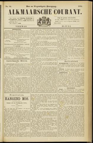 Alkmaarsche Courant 1894-07-13