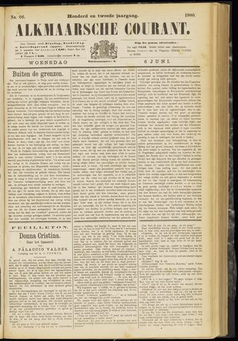 Alkmaarsche Courant 1900-06-06