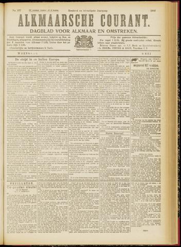 Alkmaarsche Courant 1918-05-08