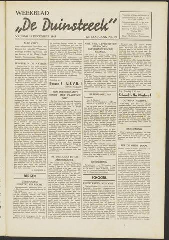 De Duinstreek 1945-12-14