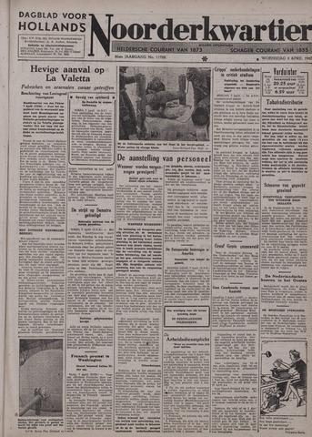 Dagblad voor Hollands Noorderkwartier 1942-04-08