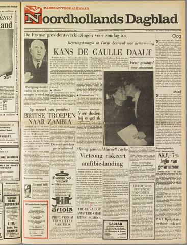 Noordhollands Dagblad : dagblad voor Alkmaar en omgeving 1965-11-30
