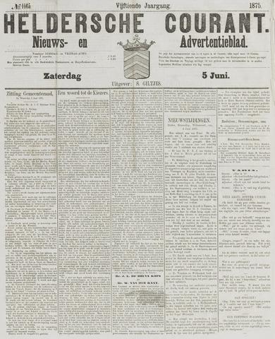 Heldersche Courant 1875-06-05