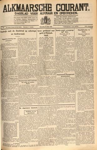 Alkmaarsche Courant 1939-07-31