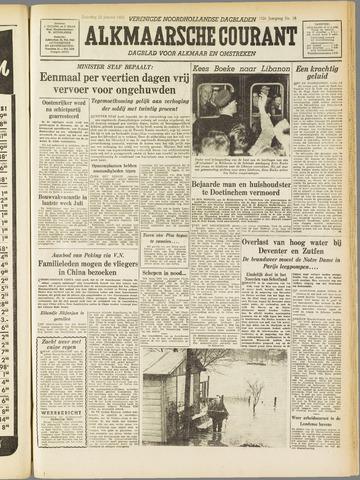 Alkmaarsche Courant 1955-01-22
