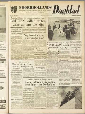 Noordhollands Dagblad : dagblad voor Alkmaar en omgeving 1960-06-09